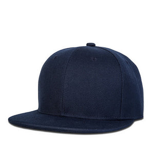 Solid Classic Snapback -  Redsvill