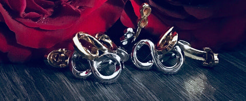 INFINITY CUFFLINKS - ONE BOND STREET