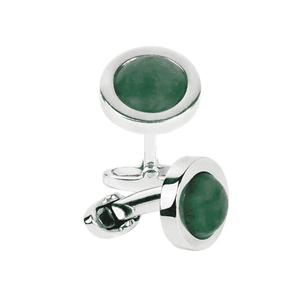 EMERALD Cufflinks - One Bond Street