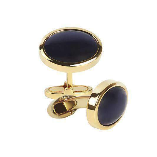 GOLDEN BLUE CAT EYE - One Bond Street