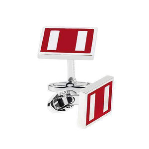 Sterling Silver Cufflinks COOPER - One Bond Street