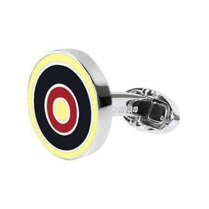 BESPOKE ROUNDEL Cufflinks - One Bond Street