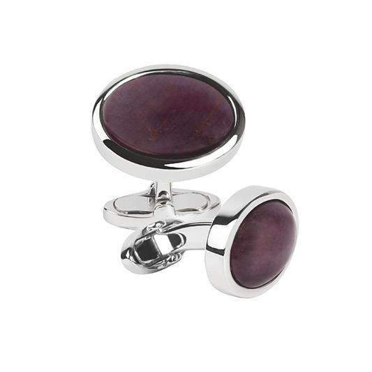 RUBY Cufflinks - One Bond Street