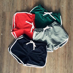 Women's Drawstring Summer Shorts