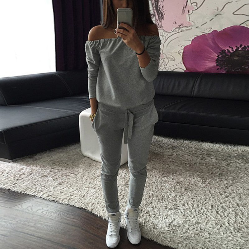 Women's Lounge Jumpsuit