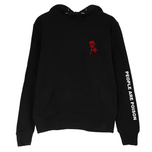 Women's 'People Are Poison' Hoodie
