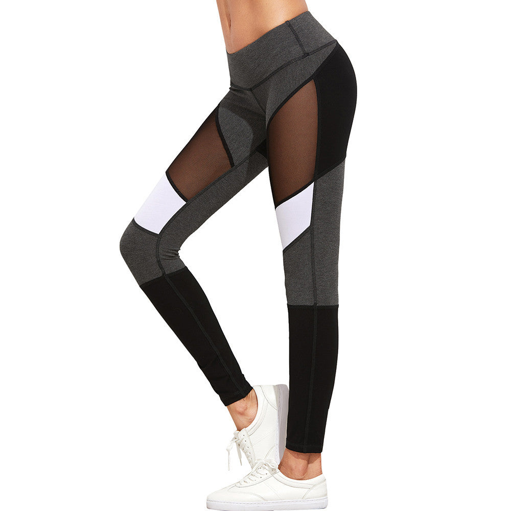 Women's Patched Legging