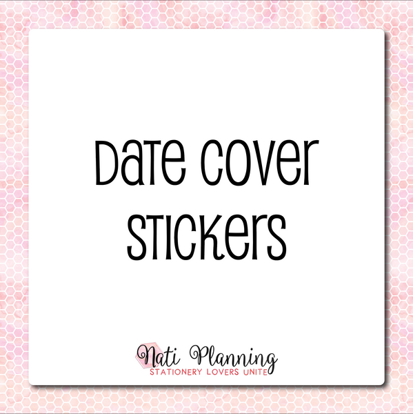 Date Covers