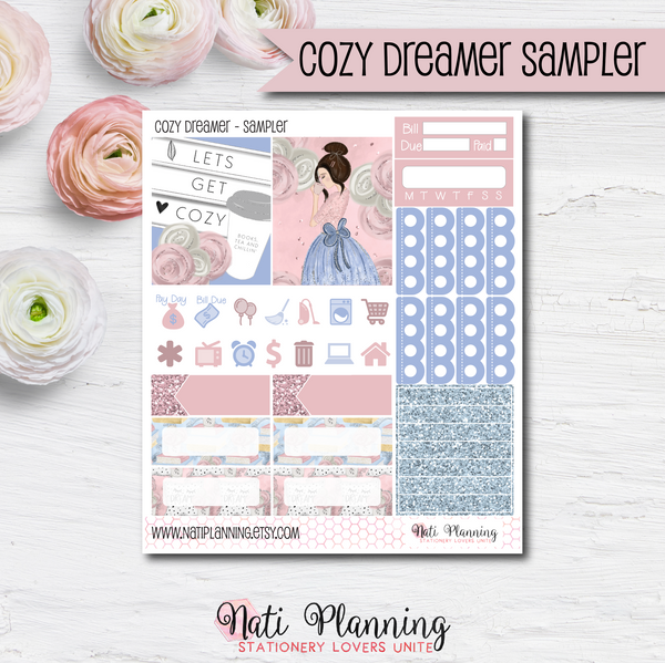 Cozy Dreamer - Kit SAMPLER