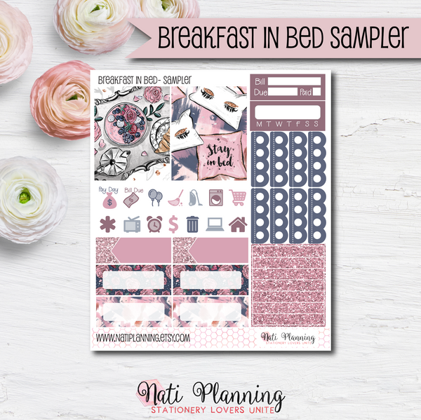 Breakfast in Bed - Kit SAMPLER