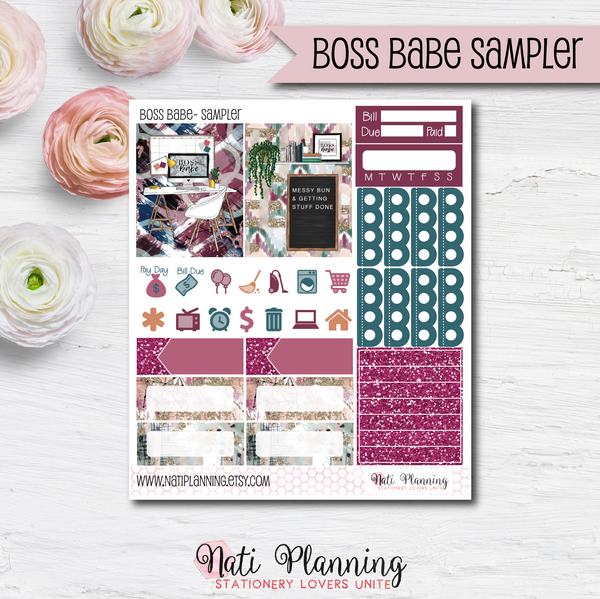 Boss Babe - Kit SAMPLER