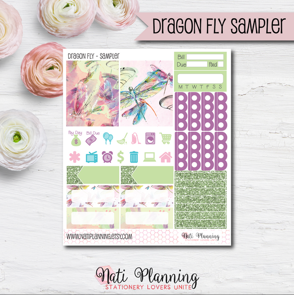 Dragon Fly - Kit SAMPLER
