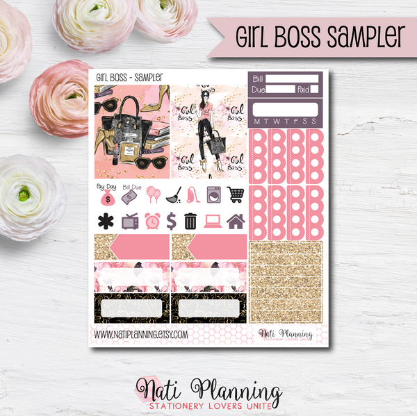 Girl Boss - Kit SAMPLER