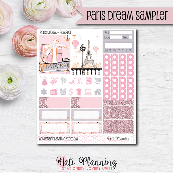 Paris Dream - Kit SAMPLER