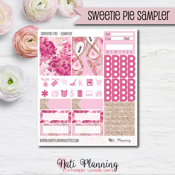 Sweetie Pie - Kit SAMPLER