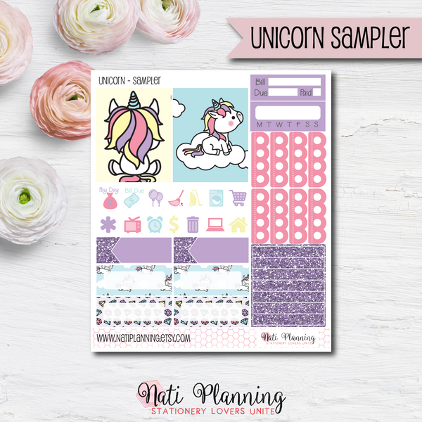 Unicorn Magic  - Kit SAMPLER