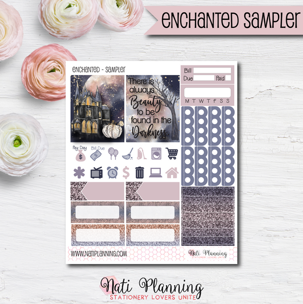 Enchanted - Kit SAMPLER