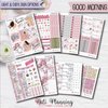 Good Morning - INDIVIDUAL Sticker Sheets