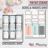 The Nut Cracker - INDIVIDUAL Sticker Sheets