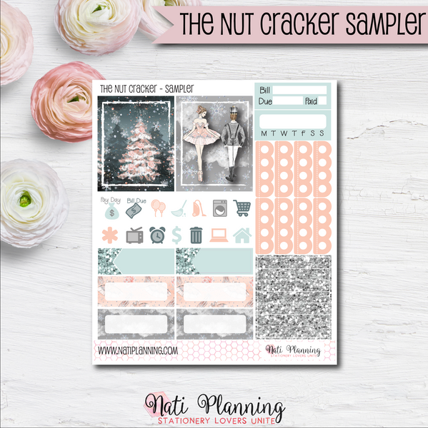 The Nut Cracker - Kit SAMPLER