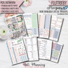 Flutterby - Weekly VERTICAL Sticker Kit