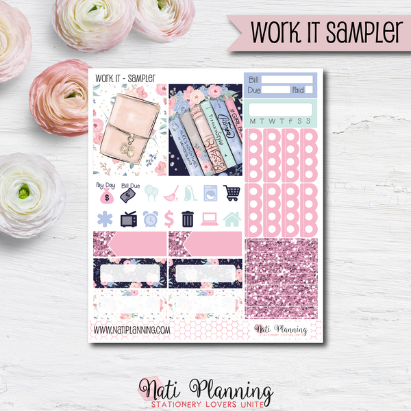 Work It - Kit SAMPLER