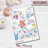 Wildflowers - INDIVIDUAL Sticker Sheets