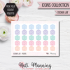 Cookie Jar Stickers - Icons Collection Stickers