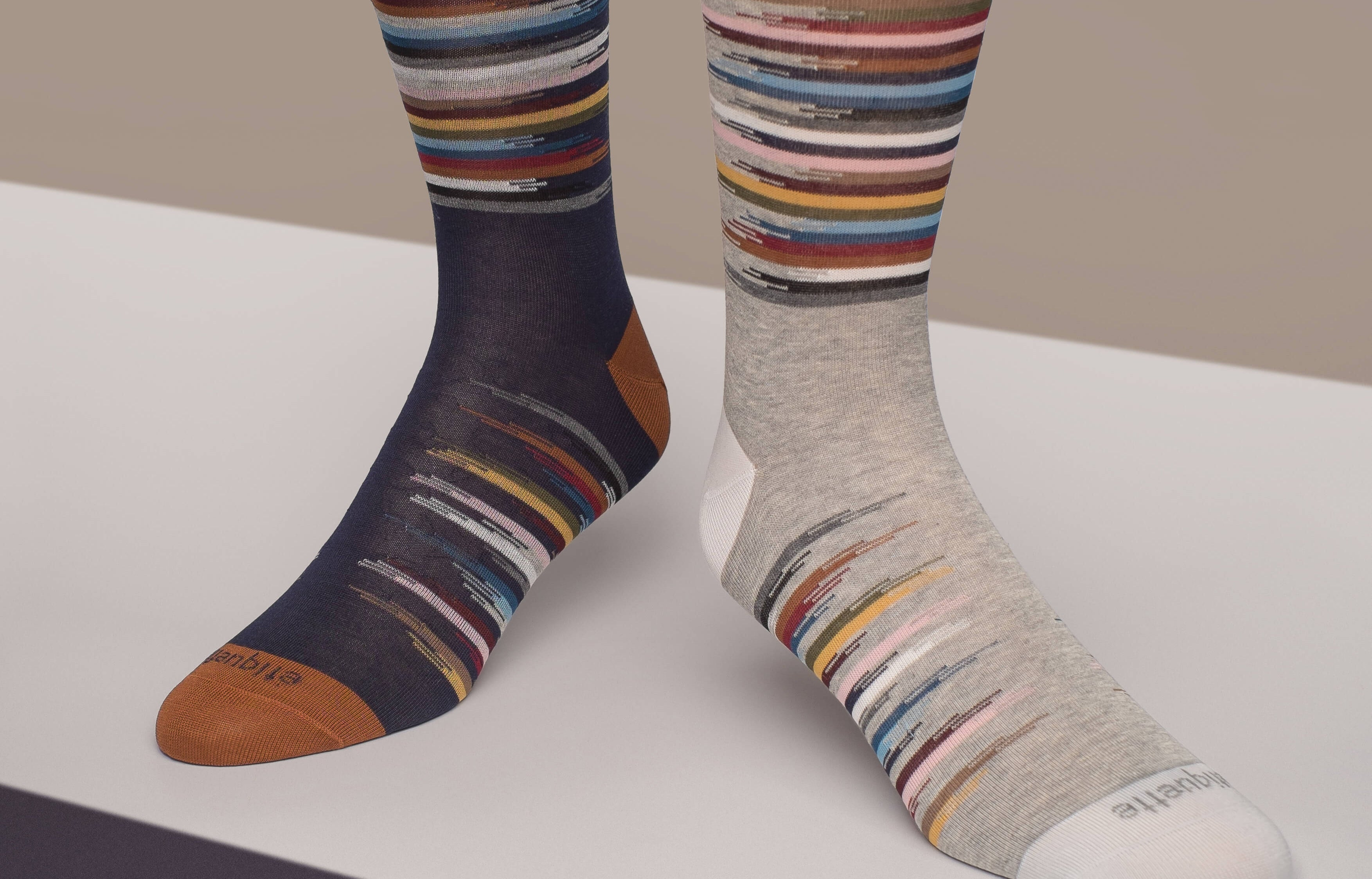 Men's Fashion Socks with Stylish Patterns and Colors by Etiquette Clothiers