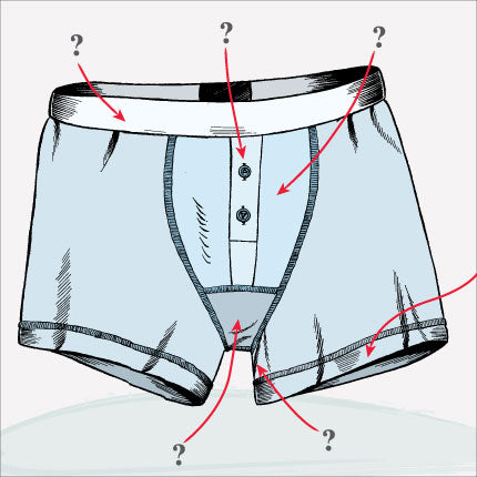 Chapter 13: Underwear Anatomy