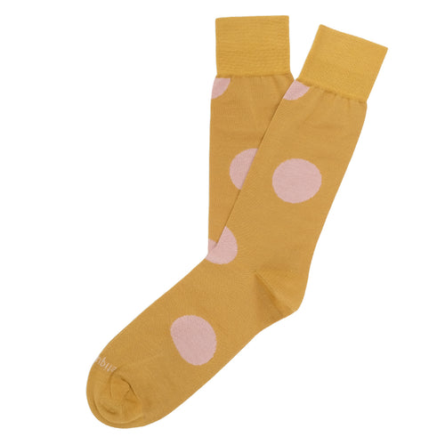 Big Dots Men's Socks
