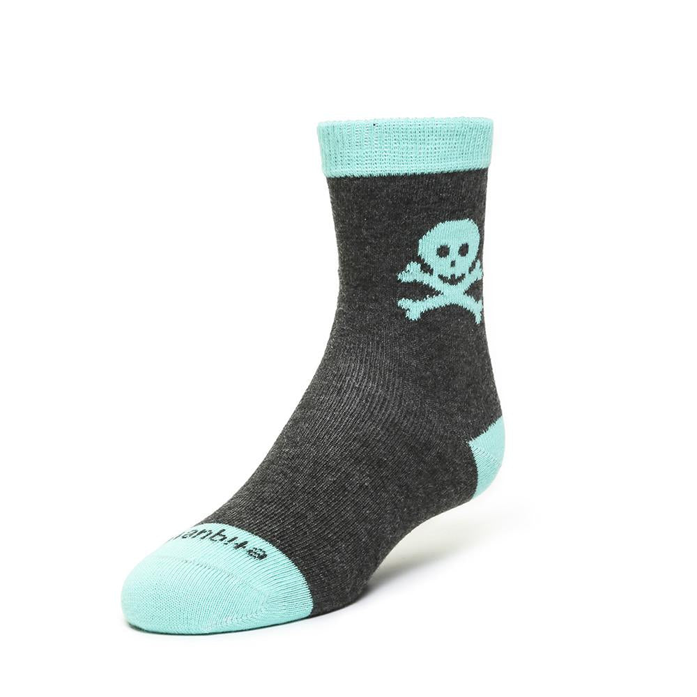 Crossbones - Dark Grey - Image 2