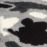 Kids Socks - Camouflage - Grey Heather⎪Etiquette Clothiers