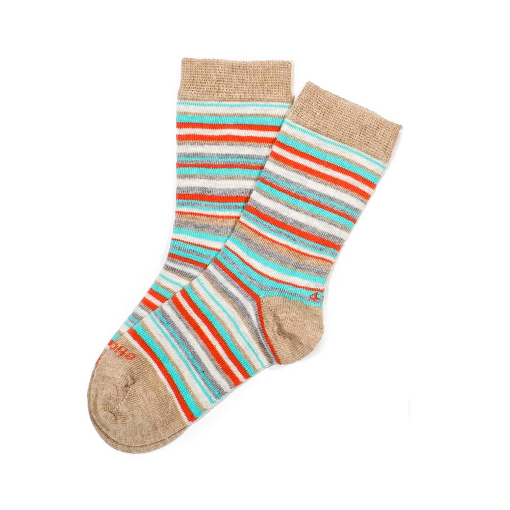 Kids Socks - Sirpol - Heather Grey⎪Etiquette Clothiers