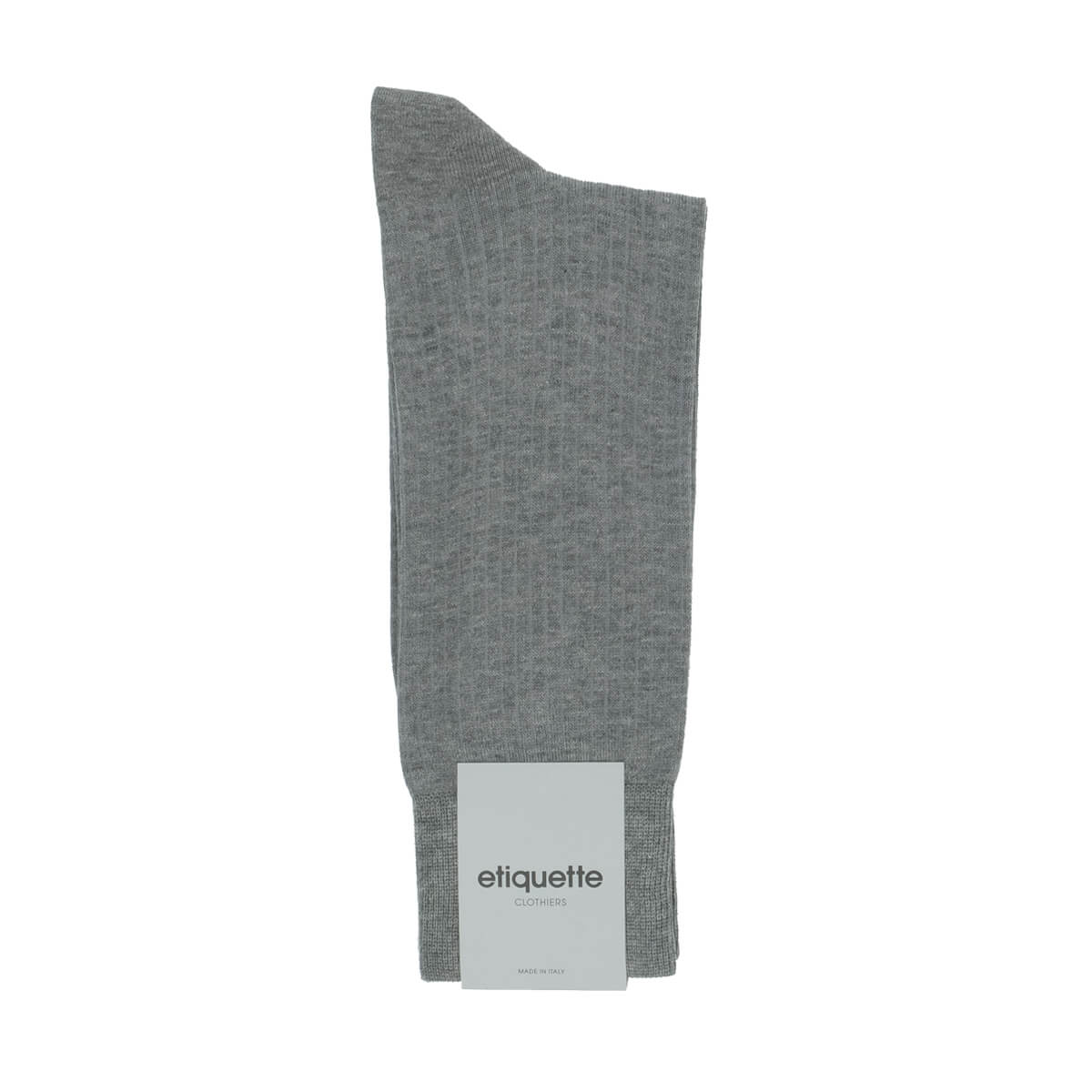 Basic Luxuries Ribbed - Dark Grey - Image 4