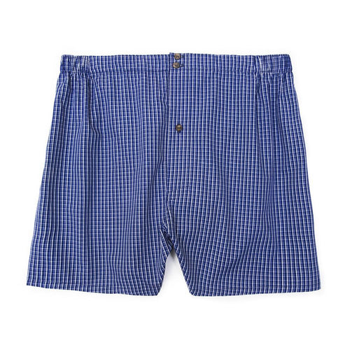 Men's Boxer Shorts Checker