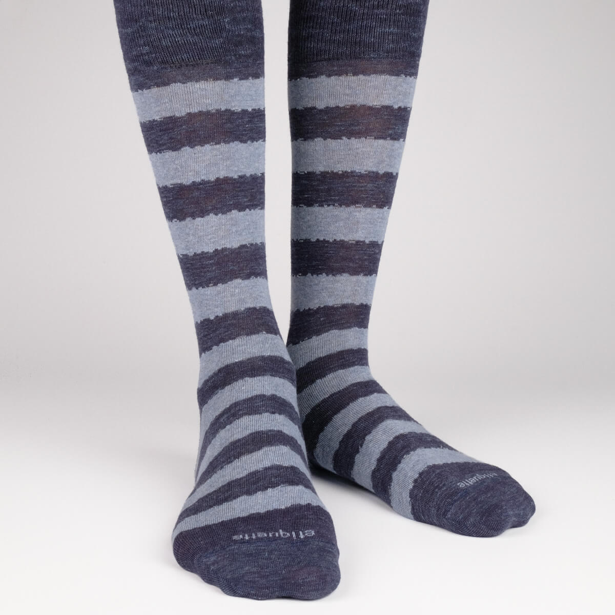 Mens Socks - Clear Skies Men's Socks Gift Box - Grey⎪Etiquette Clothiers