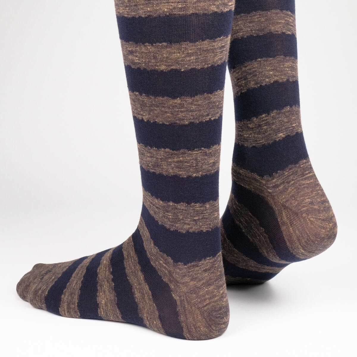 Mens Socks - Earthy Aroma Gift Box - Grey⎪Etiquette Clothiers