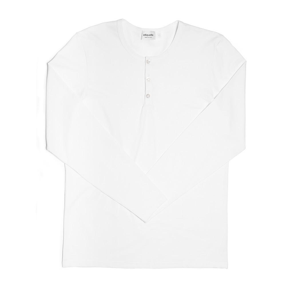 Crosby Henley - White - Image 1