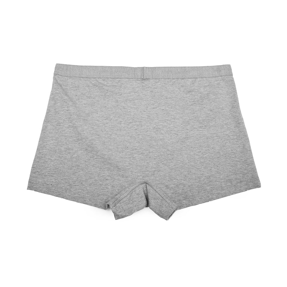 Mens Underwear - Men's Bond Trunks - Grey⎪Etiquette Clothiers