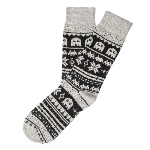 Cashmere x Merino Yum Yum Men's Socks