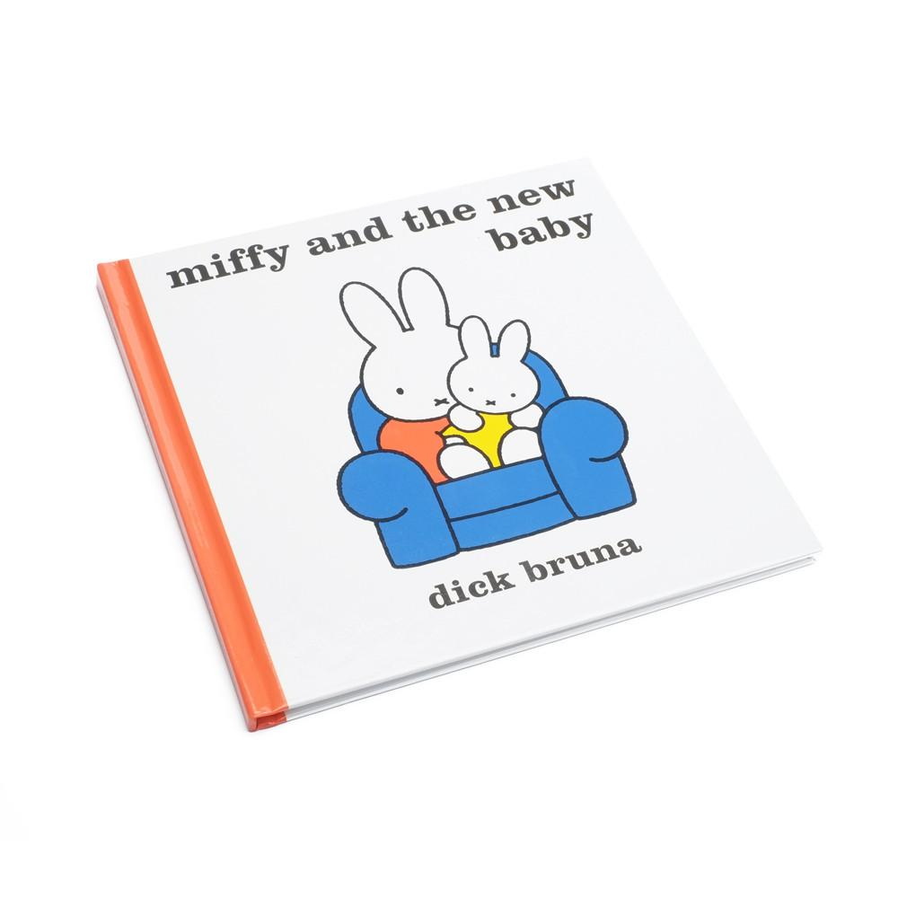 Miffy Club - Miffy And The New Baby - Miffy Book⎪Etiquette Clothiers