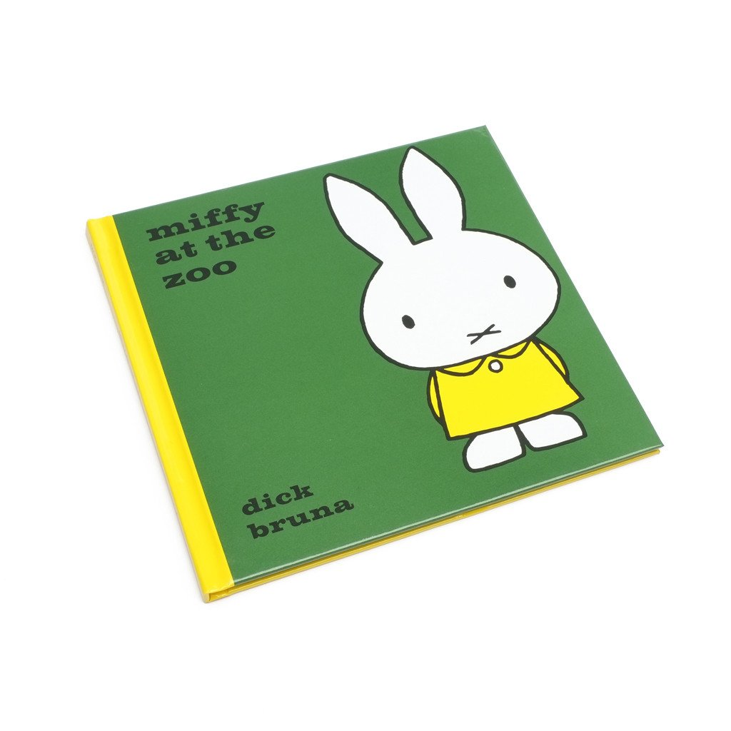 Miffy Club - Miffy At The Zoo - Miffy Book⎪Etiquette Clothiers