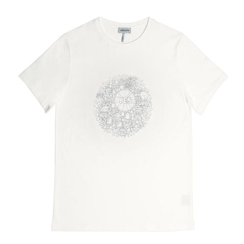 Men's Graphic Bedford Crew Neck T