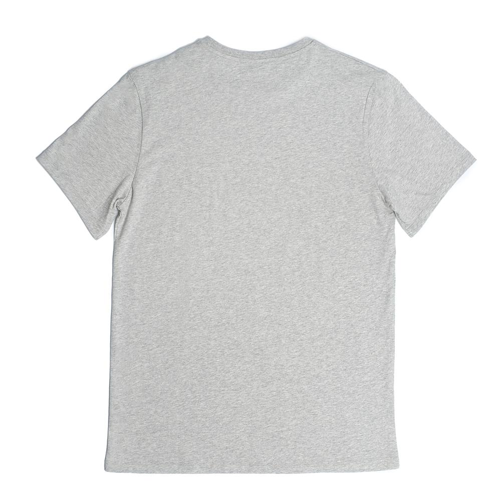 Mens Loungewear - Men's Bedford Pocket Crew Neck T-Shirt - Grey⎪Etiquette Clothiers