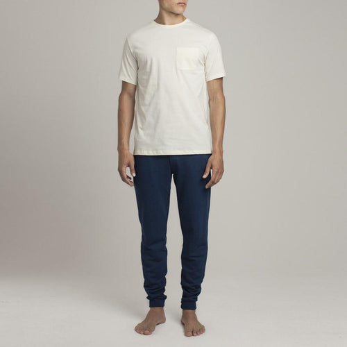 Bedford Pocket Crew Neck T - Alt view