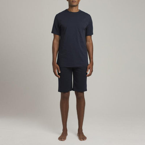 Men's Bedford Pocket Crew Neck T - Alt view
