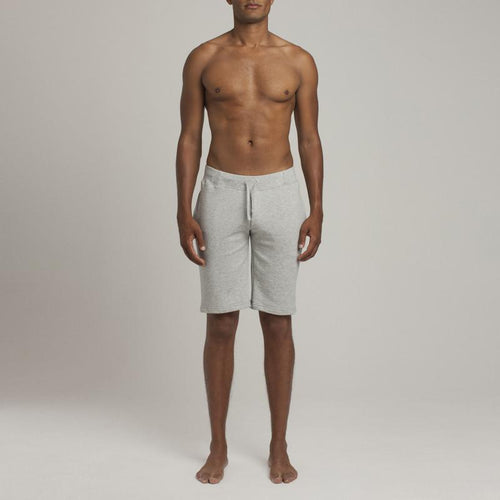 Men's Leroy Terry Slim Fit Shorts  - Alt view