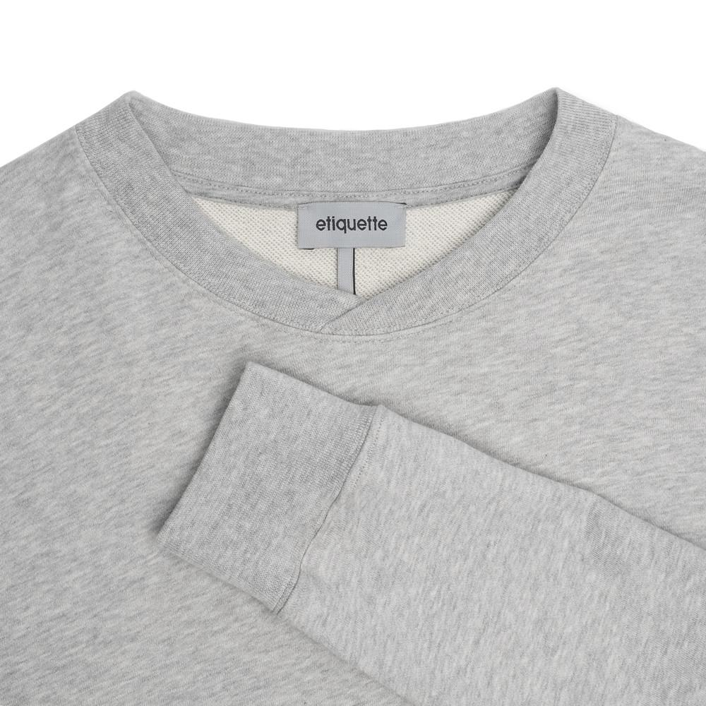 Washington Sweatshirt - Grey - Image 3