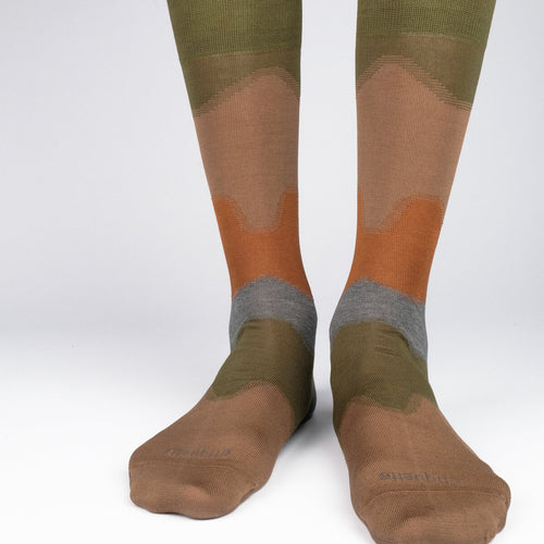 Idyllic Men's Socks  - Alt view